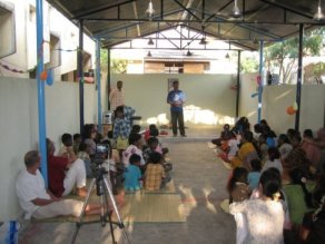 Shanti Children Project Tuition Center