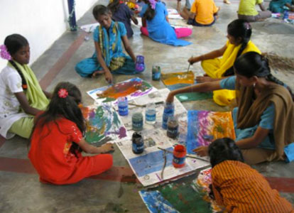 SCP Newsletter - August 2011 Art Classes